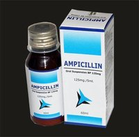 Ampicillin Oral Suspension 125mg