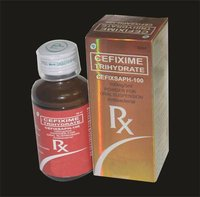 Cefixime Oral Suspension 100mg