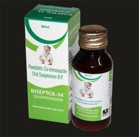 Paediatric Co-Trimozole Oral Suspension