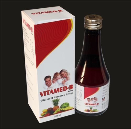Vitamin-B (Vitamin-B Complex) Syrups