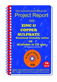 Zinc and Copper Sulphate Manufacturing Project Report eBook
