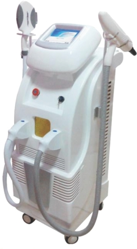 2015 New OPT & IPL+ Yag Laser Machine