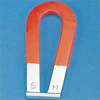 Magnets Horseshoe Steel