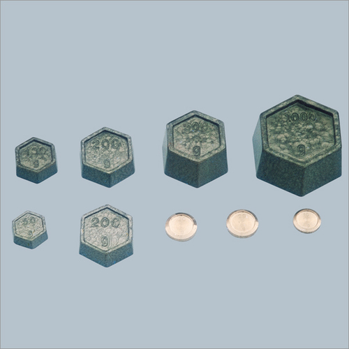 Hexagonal Mass Set