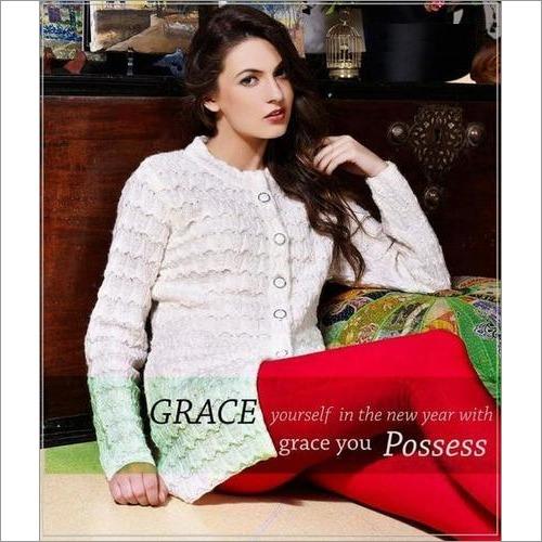 Woolen Ladies Sweaters