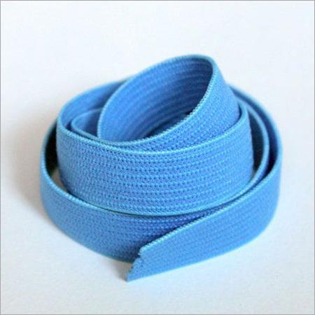 Blue Woven Elastic