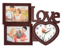 3151 love frame clock Best Quality Wall Clocks