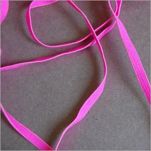 Pink Woven Elastic