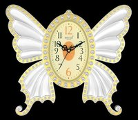 Butterfly wall clock manufaturer
