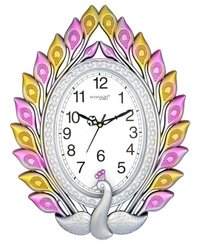 Classic Collection Plastic Wall Clocks