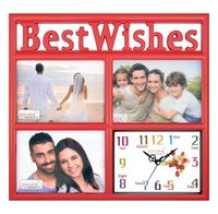 Corporate Gift Photo Wall clock
