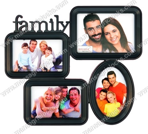 Love Family Collage Frame