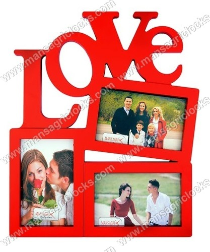 Multi Photoframe Family Love