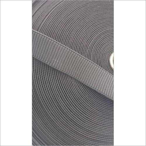 Grey Woven Elastic