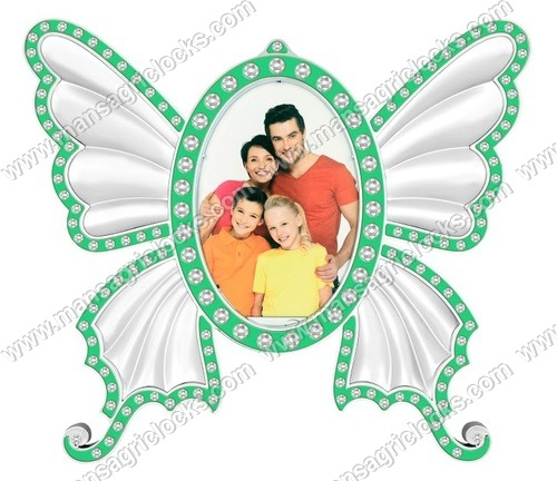 Wall Hanging Butterfly Family Photo Frame