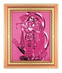 Radhe Krishna God Photo Frame
