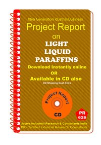Light Liquid Paraffins manufacturing Project Report eBook