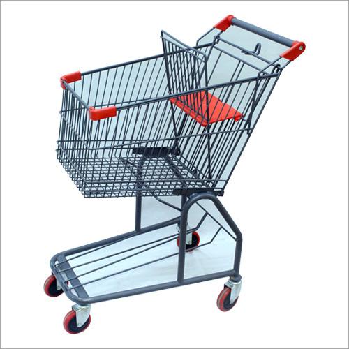 Steel Shopping Cart Trolley