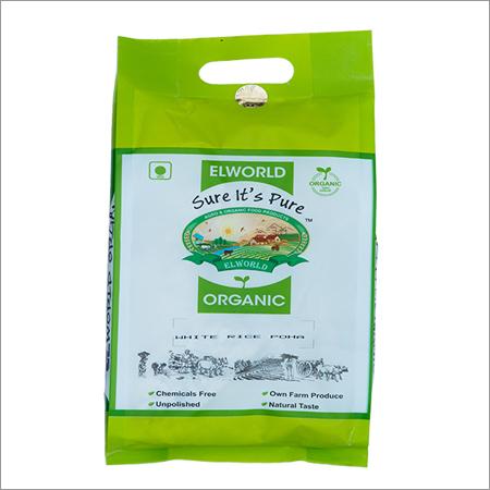 Organic White Rice Poha