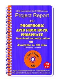 Phosphoric Acid From Rock Phosphate manufacturing eBook