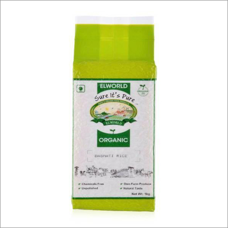 Organic Premium Basmati Rice