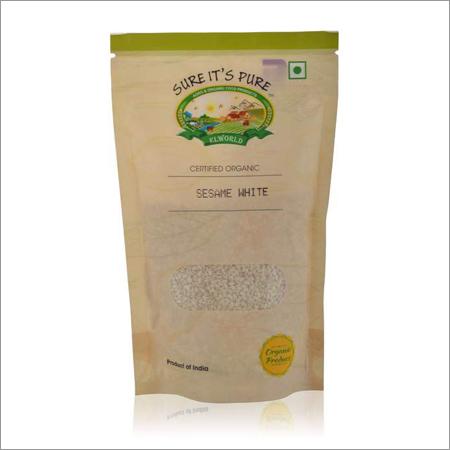 Organic Sesame White Hulled