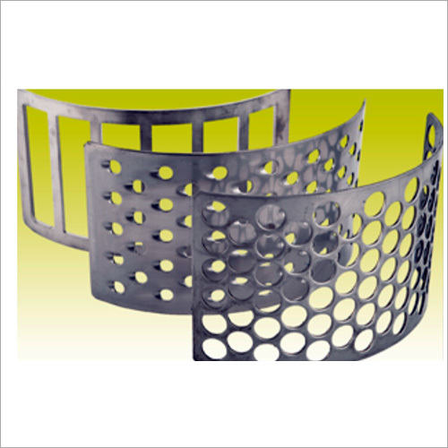 Perforated Wire Screens