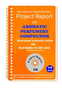 Aromatic Perfumery compounds manufacturing eBook