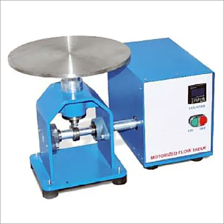 Flow Table Motorized