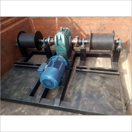 Winch Type Machine