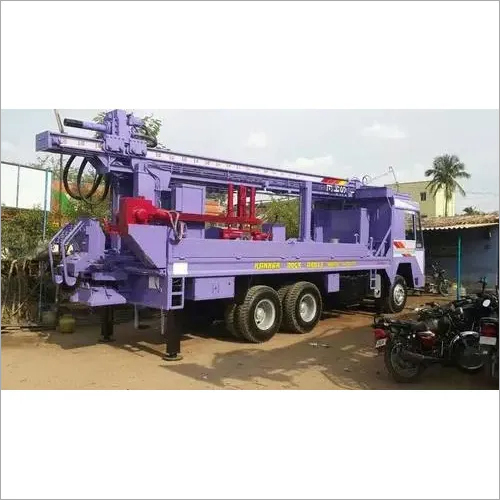Water Well Drilling Rigs Manufacturers Tamilnadu