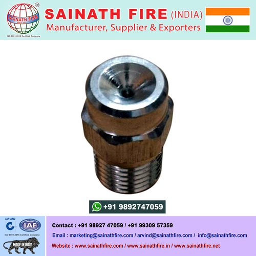 Stainless Steel Full Cone Spray Nozzle