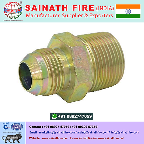 Brass Hydraulic Connector