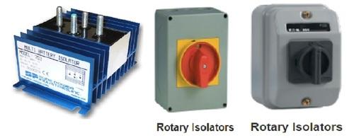 Electrical DC  Isolator
