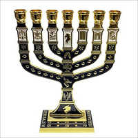 Traditional Menorah