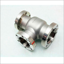 Steel Tee Pipe Fitting