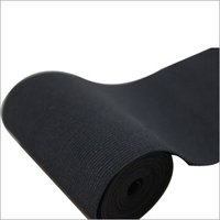 Black Knitted Elastic