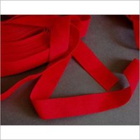 Red Knitted Elastic Tape