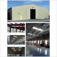 Customized Pre Engineered Building