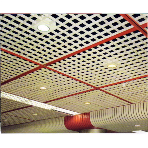 Open Grid Ceiling Sheet