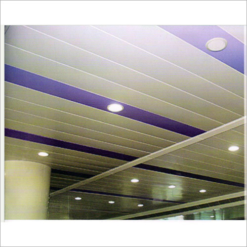 Metal False Ceiling Sheet