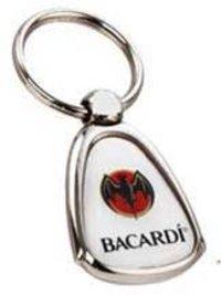 Bacardi Exc Metal Keychain