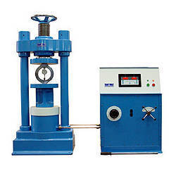 Compression Testing Machine - Digital