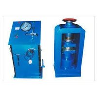 Compression Testing Machine - Electrically Operate