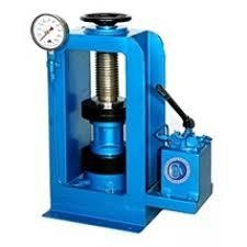 Compression Testing Machine - Hand Operated Channe