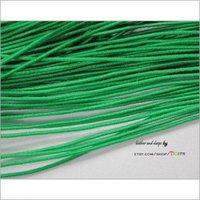 Green Cord Elastic