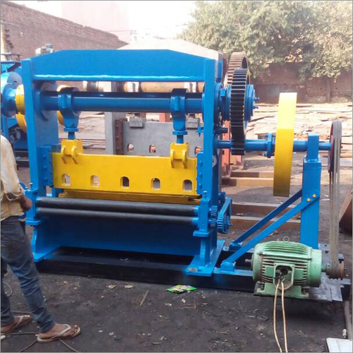Perforated Jali Machine
