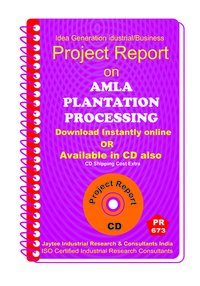 Amla Plantation Processing manufacturing eBook