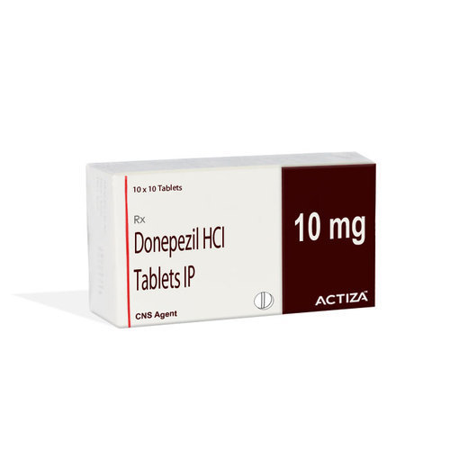 Donepezil HCI Tablets IP