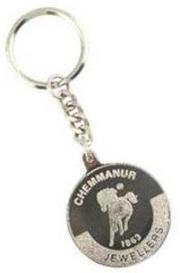 Chemmanur Metal Keychain
